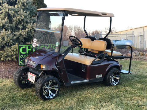 Ezgo Txt  Electric Four Passenger Golf Cart