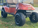 Ezgo Txt Custom Lifted  Four Passenger Electric Golf Cart