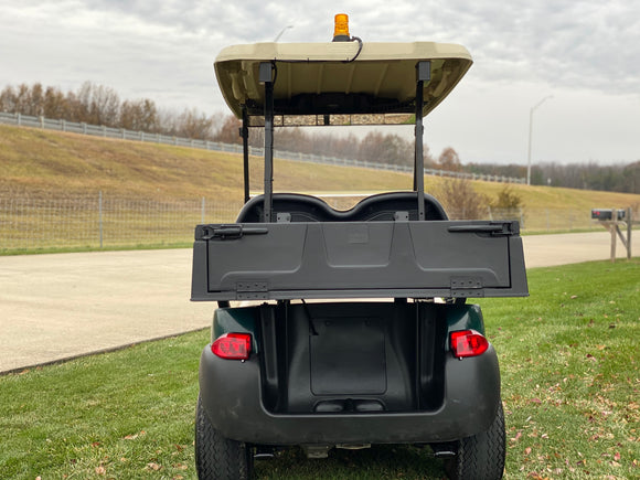 2012 Club car Precedent Electric With Utility Box