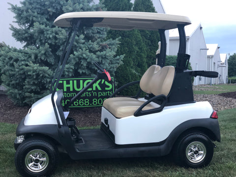 2012 Club Car Precedent Electric Two PassengerGolf Cart