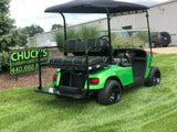 Ezgo Txt Custom Four Passenger Electric Golf Cart
