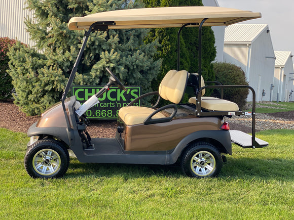 2021 Club car Precedent  Four Passenger Electric Golf Cart
