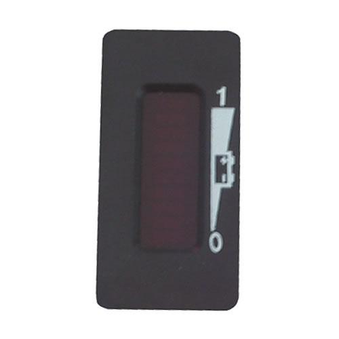 LED Vertical State Of  Charge Meter