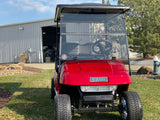 Ezgo Txt Custom  Electric Four Seater