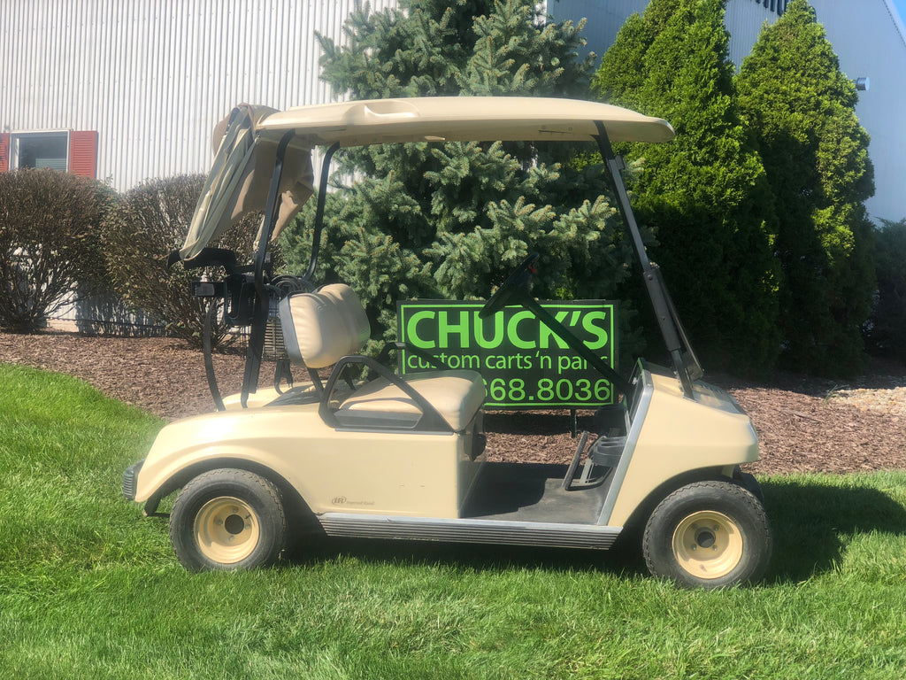 2010 Club Car DS Two Passenger  Electric  Golf Cart