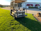 2002  Club Car Ds Gas Street Ready
