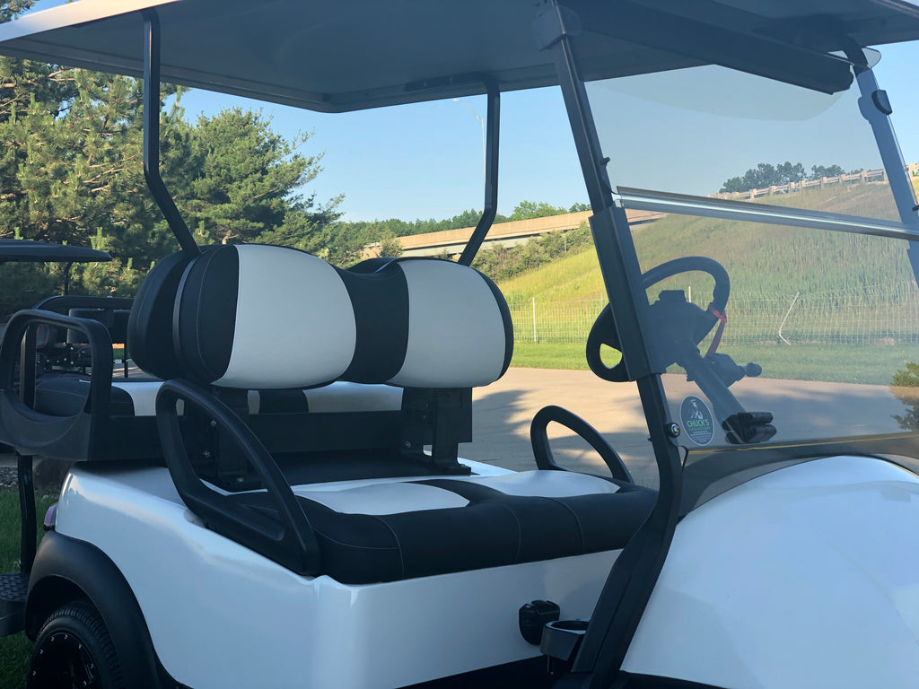 Club Car Precedent Custom Electric Golf Cart