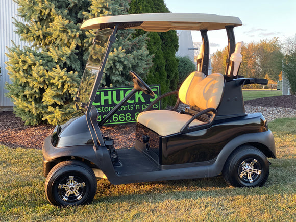 2012 Club Car Precedent Black  Electric Two Passenger