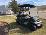 2007 Club Precedent Electric  Four Seater Blacked Out
