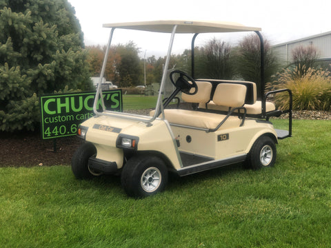 Club Car Ds  Electric Four Passenger Golf Cart