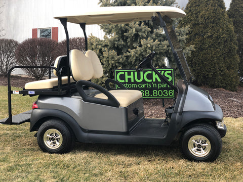 2007 Club Car  Four Passenger Electric Golf Cart