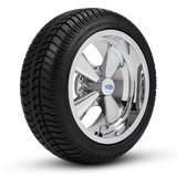 Cragar Golf Cart Wheel And Tire Combo