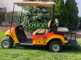 EZGO TXT Electric Four Seater  Street Ready
