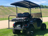 EZGO TXT Electric Custom Lifted  Four Seater
