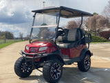2020 Club Car Lifted  Onward Gas Four Passenger Golf Cart