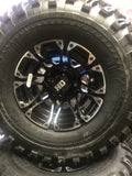 "10""  STI HD3 Wheel On AT Trail Tire"