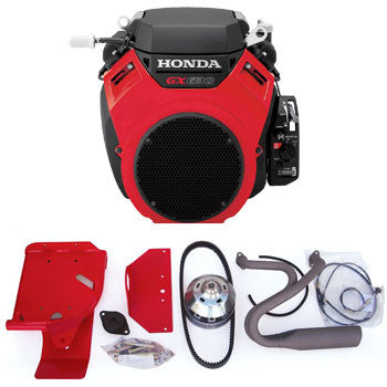 20.2 HP Honda/ Big Block Coverson Kit