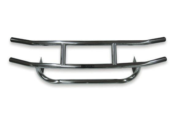EZ-GO TXT Stainless Brush Guard