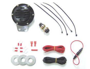 "Universal 12 Volt Horn Kit  "" Free Shipping"""