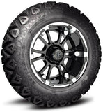 "Fairway Alloy 12"" Sixer Wheel  & Tire Combo"