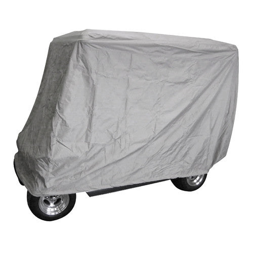 Storage Cover For Carts With 80 Top And Rear Seat