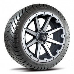 "Fairway Allow 12"" Rebel Wheel & Tire Combo"