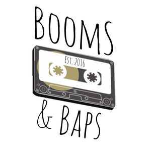 Booms and Baps