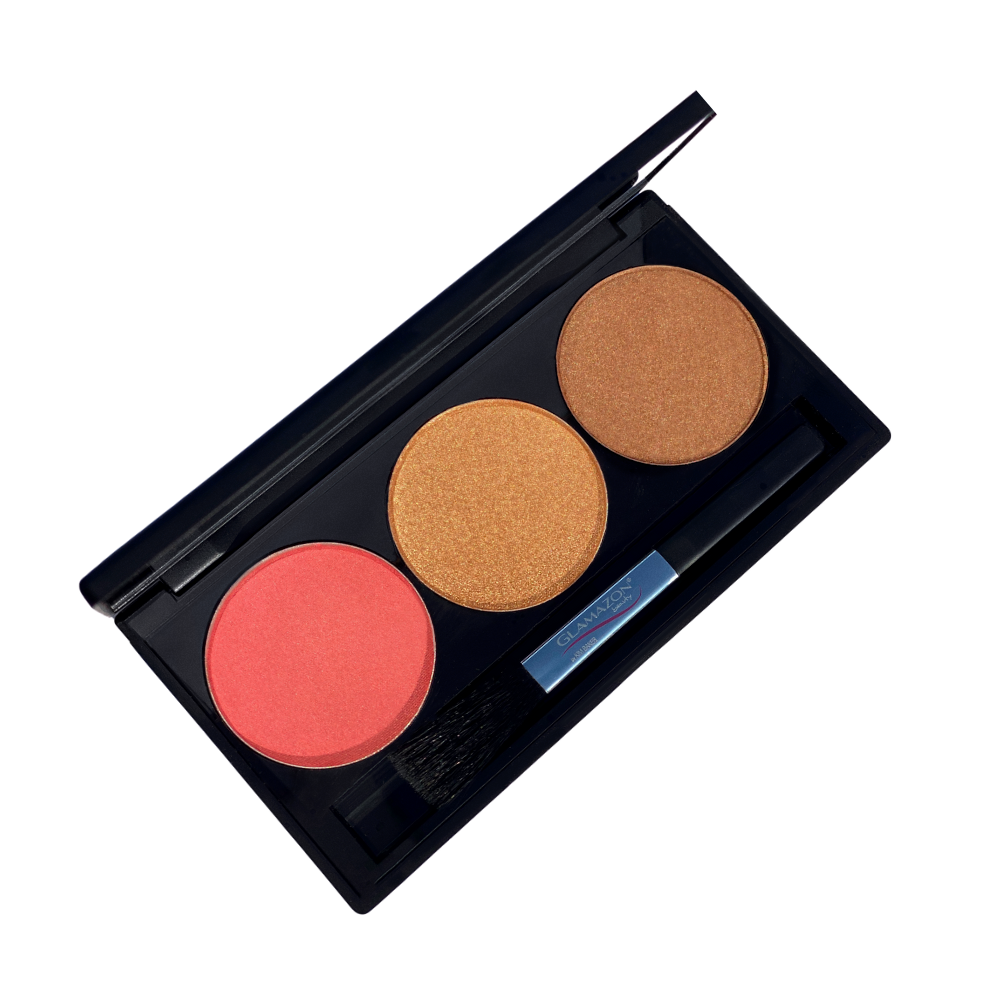 Blushing Beauty Trio - Glamazon Beauty