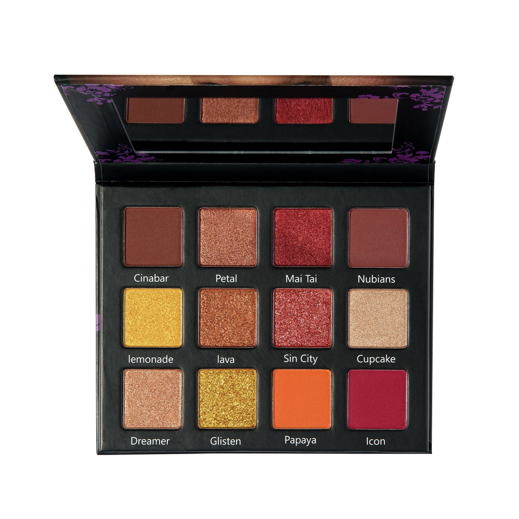 Nubian Queen Eyeshadow Palette - Glamazon Beauty