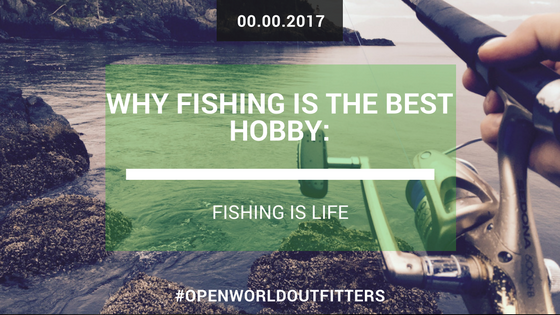 Why Fishing Is The Best Hobby: Fishing is Life