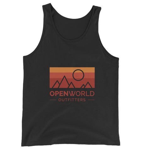 The Daybreak Unisex  Tank Top
