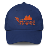 The Frontier Cotton Cap - OpenWorld Outfitters