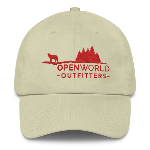 The Frontier Cotton Cap