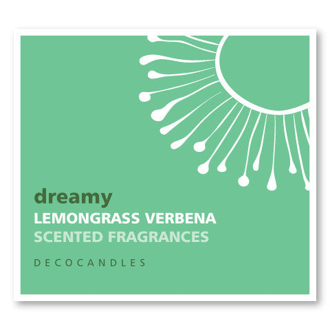 Dreamy / Lemongrass Verbena