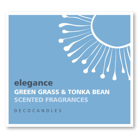 Elegance / Green Grass & Tonka Bean