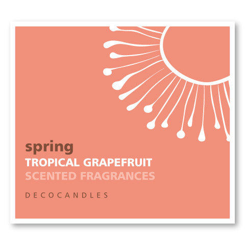 Spring / Tropical Grapefruit