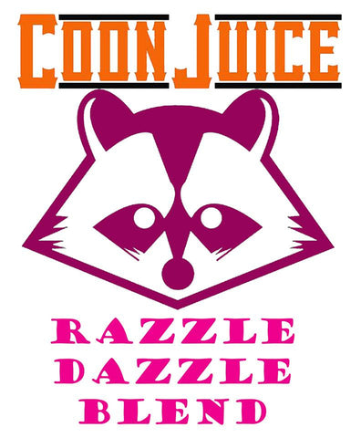 Coal Mountain Lures Companys Coon Juice Razzle Dazzle Blend