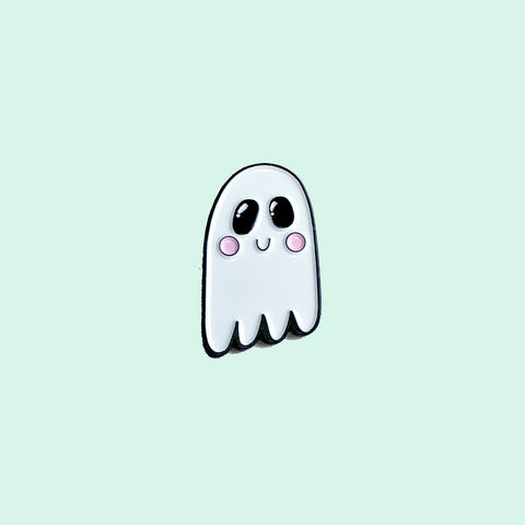 Ghost Baby enamel pin