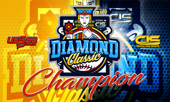 5/8 DIAMOND CLASSIC FASTPITCH BANNER