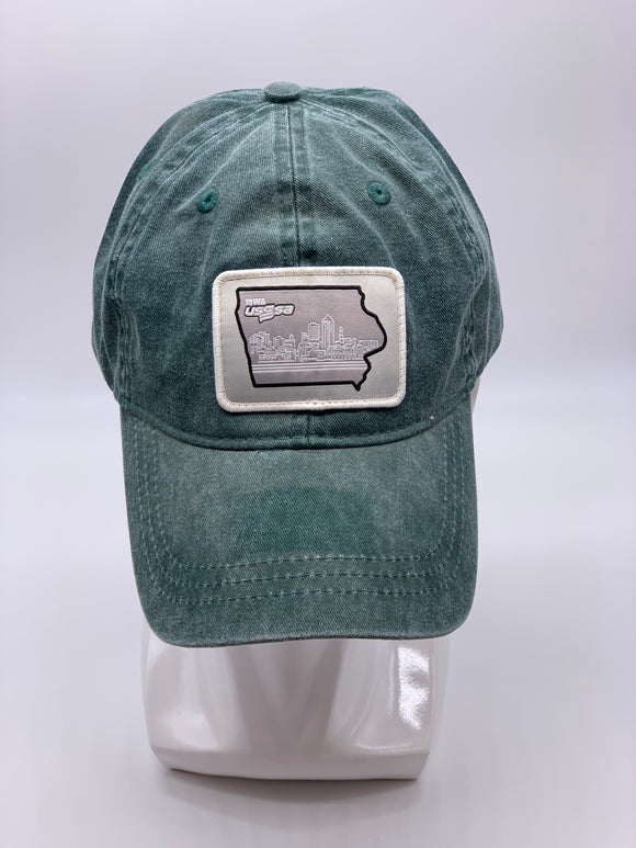 IOWA USSSA HAT - GREEN