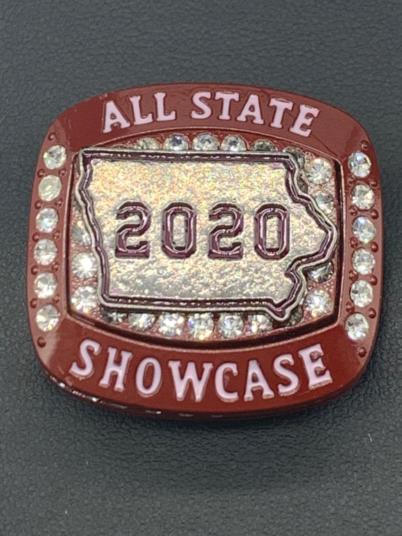 ALL STATE SHOWCASE RING