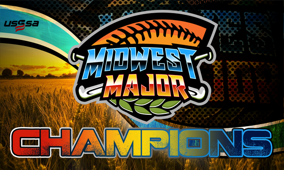 EASTON MIDWEST MAJORS BASEBALL BANNER