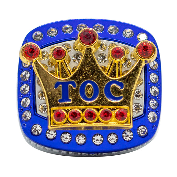 4/24 TOURNAMENT OF CHAMPIONS BASEBALL RING