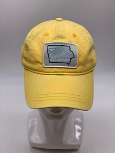 IOWA USSSA HAT - YELLOW