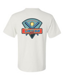 IOWA USSSA BATS SHIRT - WHITE