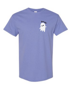BOO YA FALL SHIRT - VIOLET