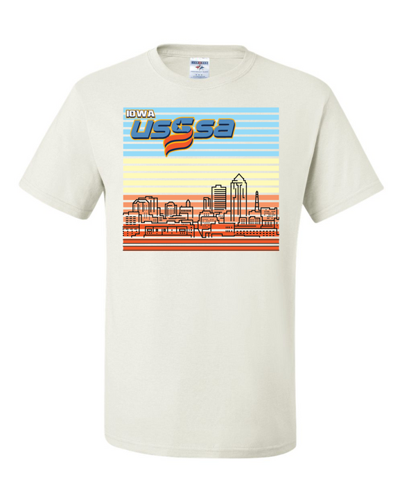 CITY SCAPE SHIRT - WHITE