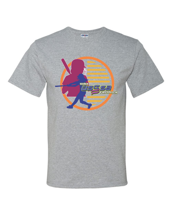 FASTPITCH SHIRT - GREY
