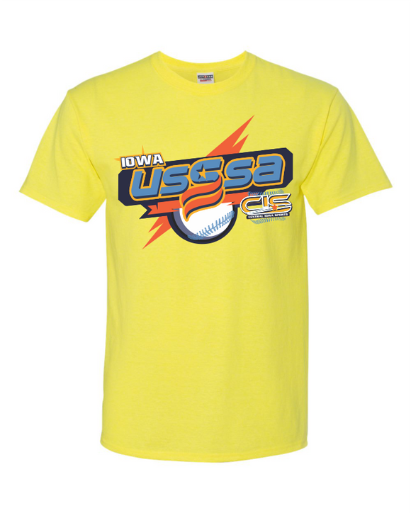 LIGHTNING SHIRT - YELLOW