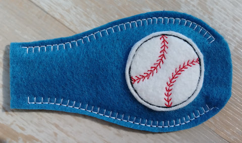 Eye Patch - Baseball